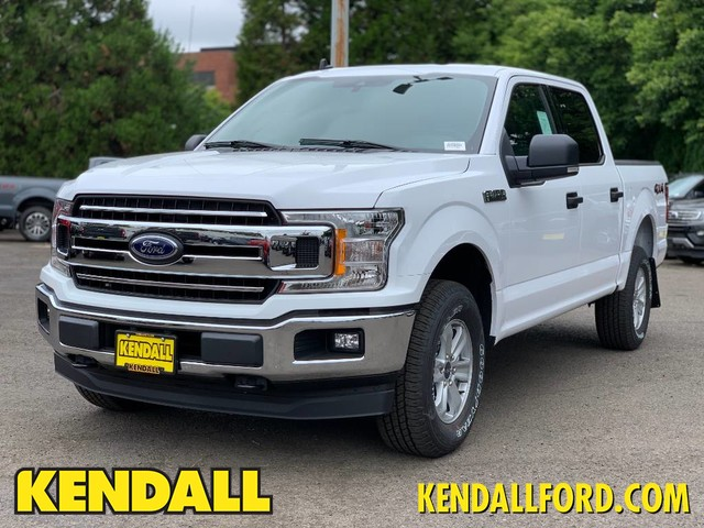 2019 F-150 SuperCrew Cab 4x4, Pickup #F36537 - photo 1