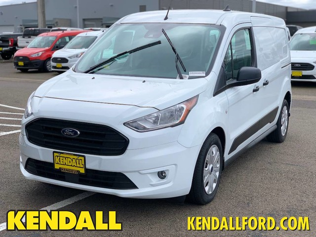 2020 Ford Transit Connect FWD, Empty Cargo Van #F36540 - photo 1