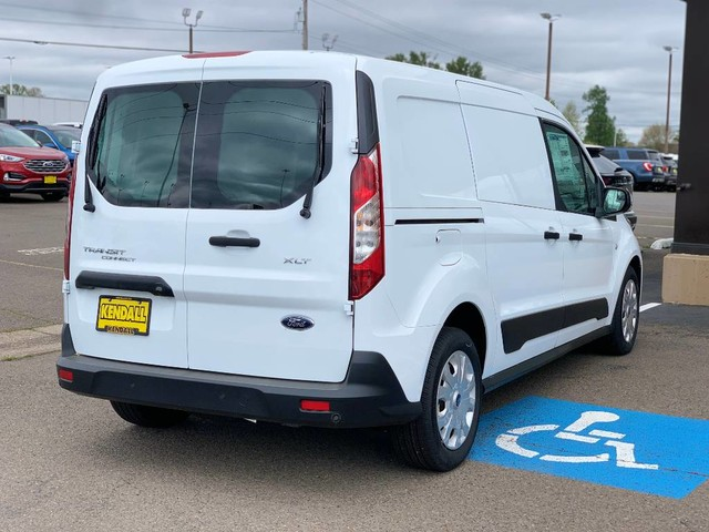 2020 Ford Transit Connect FWD, Empty Cargo Van #F36540 - photo 5