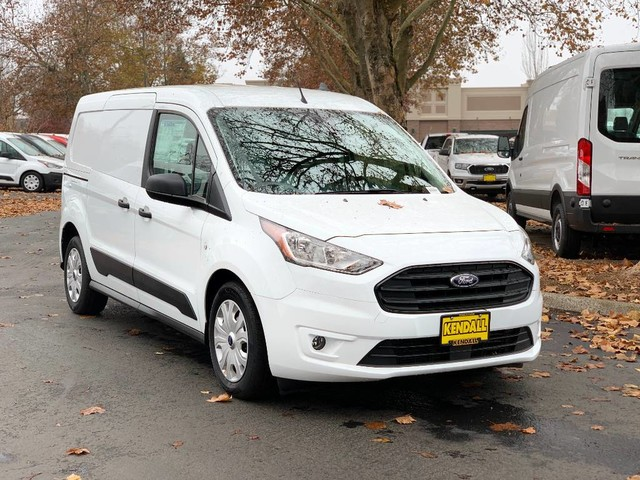 2020 Ford Transit Connect FWD, Empty Cargo Van #F36541 - photo 5