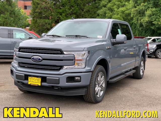 2019 F-150 SuperCrew Cab 4x4,  Pickup #F36545 - photo 1