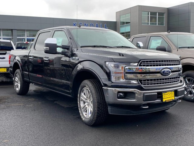 2019 F-150 SuperCrew Cab 4x4,  Pickup #F36570 - photo 4