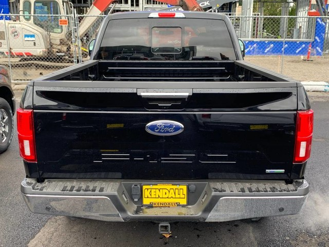 2019 F-150 SuperCrew Cab 4x4,  Pickup #F36570 - photo 5