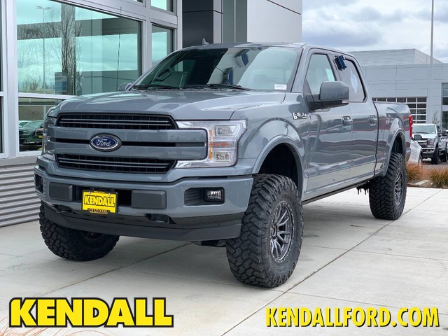 2019 F-150 SuperCrew Cab 4x4, Pickup #F36573 - photo 1