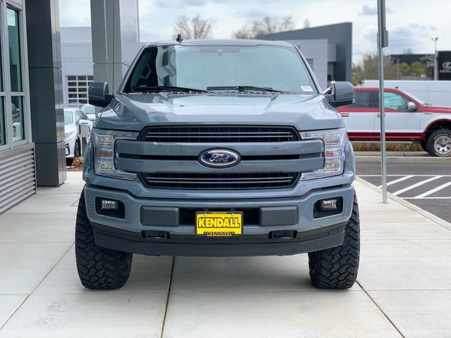 2019 F-150 SuperCrew Cab 4x4, Pickup #F36573 - photo 18