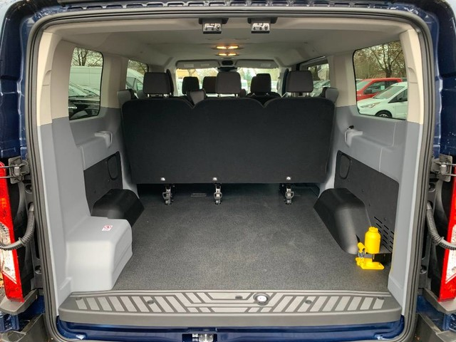 2019 Transit 150 Low Roof 4x2, Passenger Wagon #F36577 - photo 1