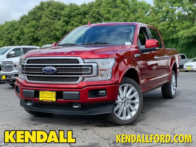 2019 F-150 SuperCrew Cab 4x4,  Pickup #F36588 - photo 1