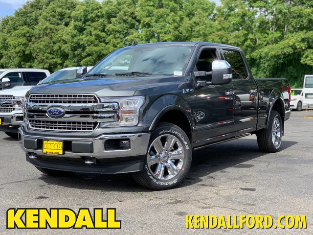 2019 F-150 SuperCrew Cab 4x4,  Pickup #F36594 - photo 1