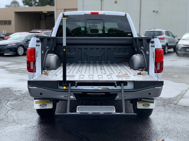 2019 F-150 SuperCrew Cab 4x4, Pickup #F36609 - photo 21