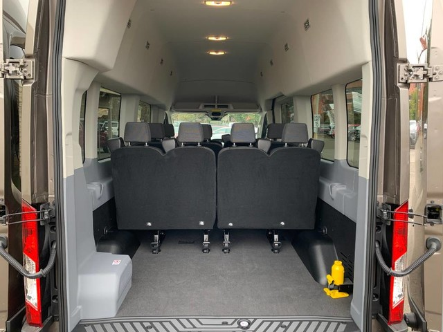 2019 Transit 350 High Roof 4x2, Passenger Wagon #F36613 - photo 22