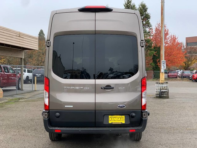2019 Transit 350 High Roof 4x2, Passenger Wagon #F36613 - photo 8
