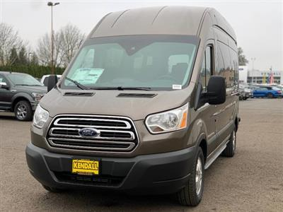 2019 Transit 350 High Roof 4x2, Passenger Wagon #F36613 - photo 3