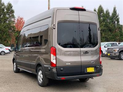 2019 Transit 350 High Roof 4x2, Passenger Wagon #F36613 - photo 2