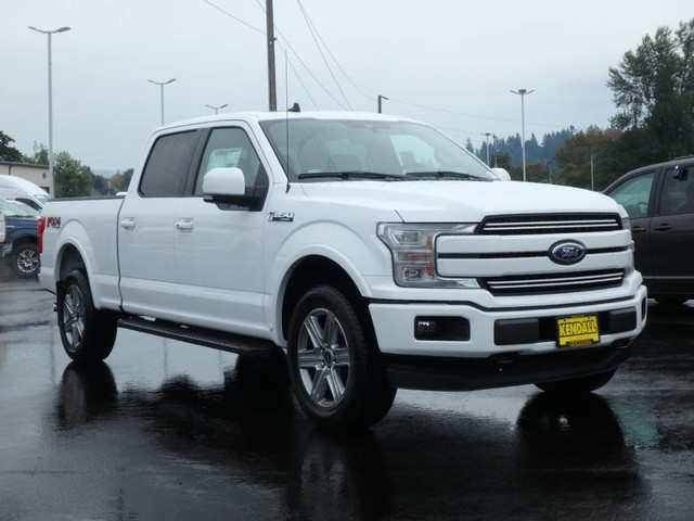 2019 F-150 SuperCrew Cab 4x4, Pickup #F36706 - photo 4