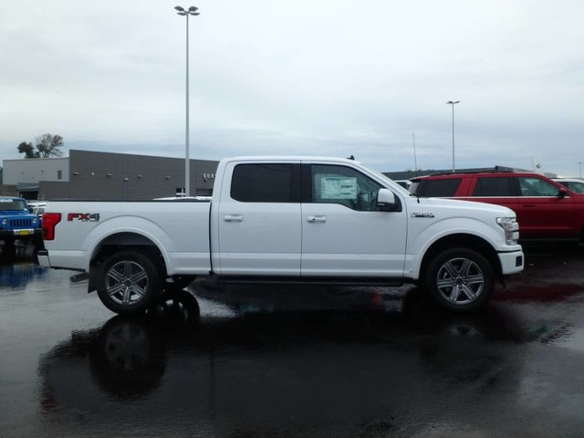 2019 F-150 SuperCrew Cab 4x4, Pickup #F36706 - photo 5