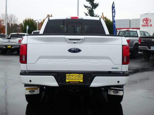 2019 F-150 SuperCrew Cab 4x4, Pickup #F36706 - photo 7