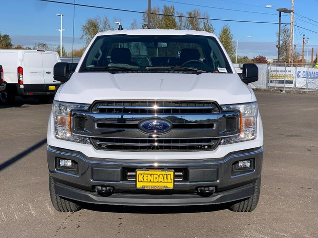 2019 Ford F-150 Regular Cab 4x4, Pickup #F36719 - photo 3
