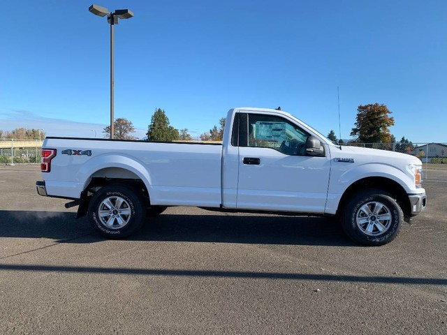 2019 Ford F-150 Regular Cab 4x4, Pickup #F36719 - photo 5
