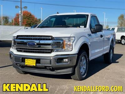 2019 Ford F-150 Regular Cab 4x4, Pickup #F36719 - photo 1