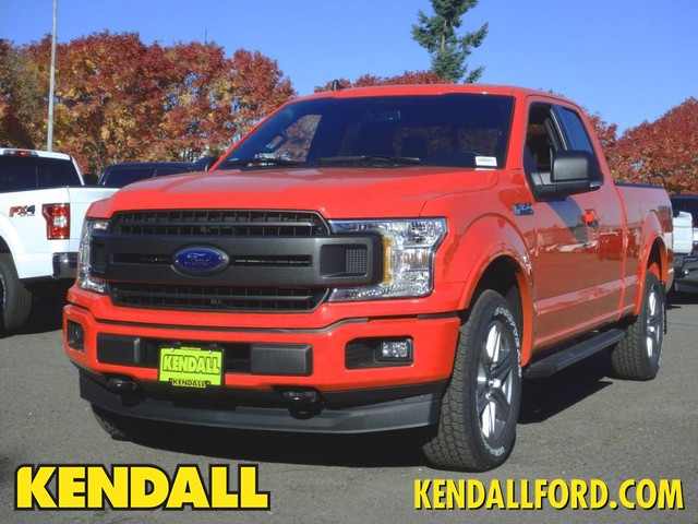 2019 F-150 Super Cab 4x4, Pickup #F36720 - photo 1