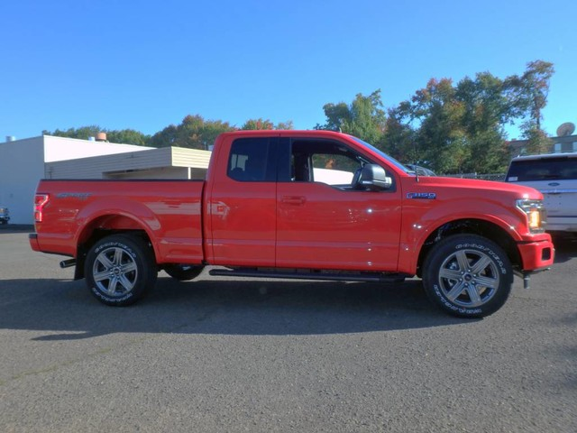 2019 F-150 Super Cab 4x4, Pickup #F36720 - photo 5