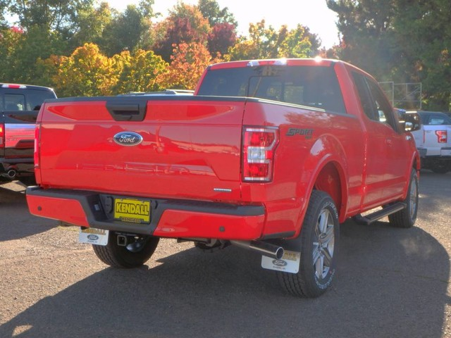 2019 F-150 Super Cab 4x4, Pickup #F36720 - photo 6