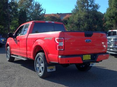 2019 F-150 Super Cab 4x4, Pickup #F36720 - photo 2