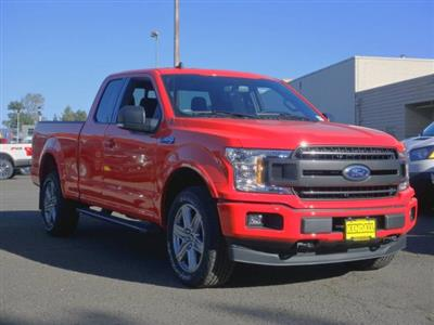 2019 F-150 Super Cab 4x4, Pickup #F36720 - photo 4