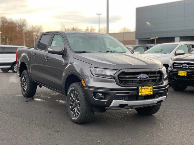 2019 Ranger SuperCrew Cab 4x4, Pickup #F36752 - photo 4