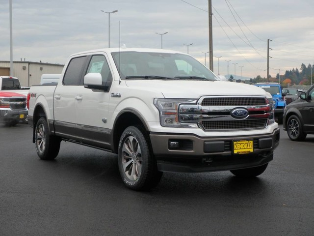 2019 F-150 SuperCrew Cab 4x4,  Pickup #F36760 - photo 4