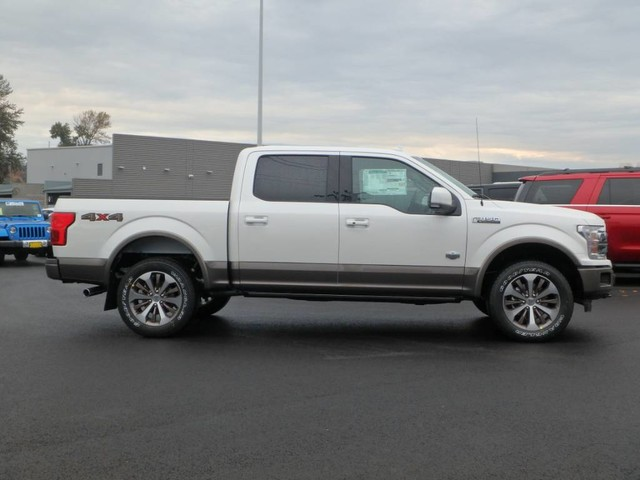 2019 F-150 SuperCrew Cab 4x4,  Pickup #F36760 - photo 5