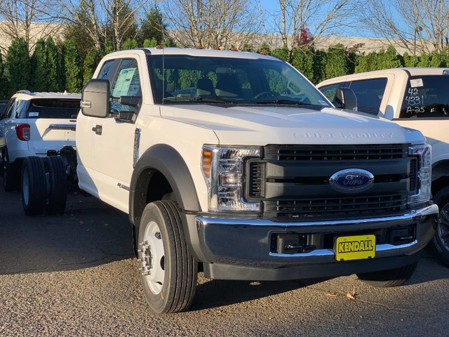 2019 F-450 Super Cab DRW 4x2, Cab Chassis #F36778 - photo 4