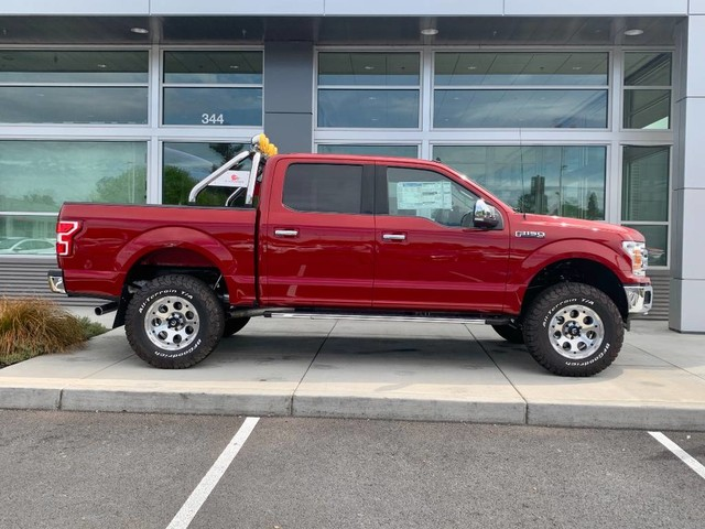 2019 Ford F-150 SuperCrew Cab 4x4, Pickup #F36781 - photo 4
