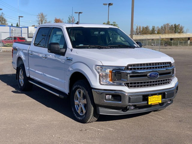 2019 F-150 SuperCrew Cab 4x4, Pickup #F36793 - photo 4
