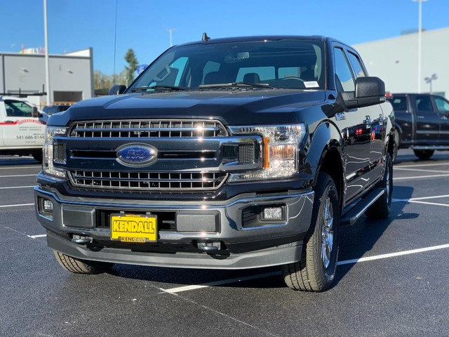 2019 F-150 SuperCrew Cab 4x4, Pickup #F36794 - photo 3