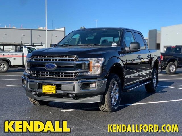 2019 F-150 SuperCrew Cab 4x4, Pickup #F36794 - photo 1