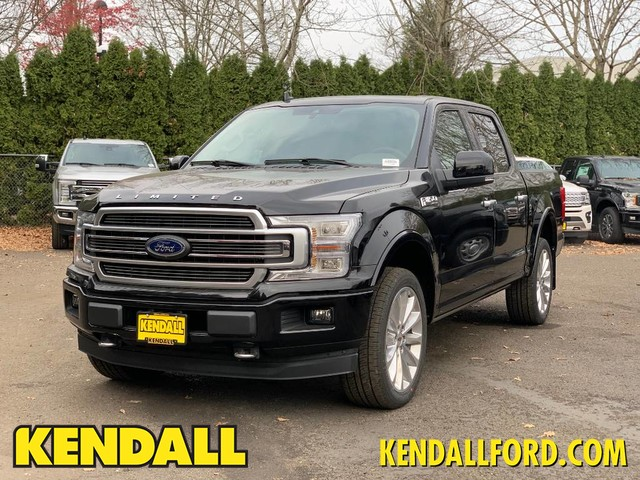 2019 F-150 SuperCrew Cab 4x4, Pickup #F36804 - photo 1