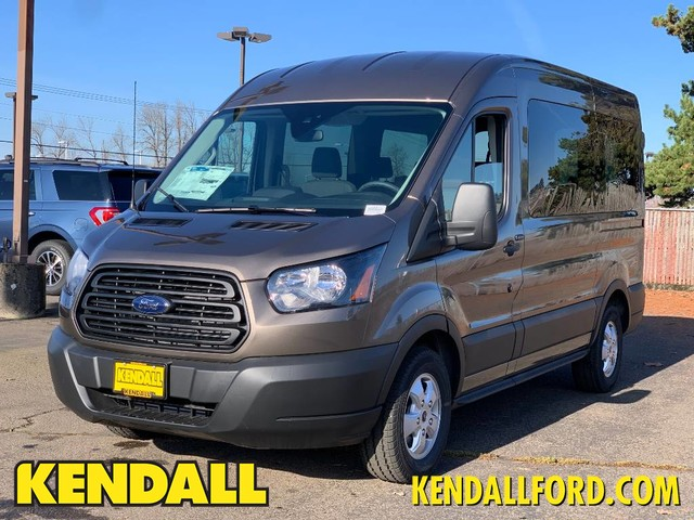 2019 Transit 150 Med Roof 4x2, Passenger Wagon #F36811 - photo 1