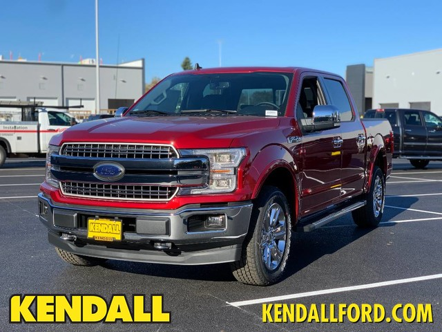 2019 F-150 SuperCrew Cab 4x4, Pickup #F36833 - photo 1