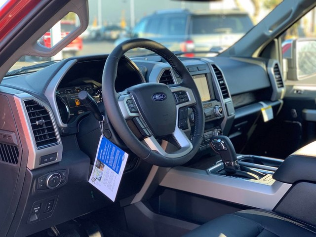 2019 F-150 SuperCrew Cab 4x4, Pickup #F36833 - photo 10