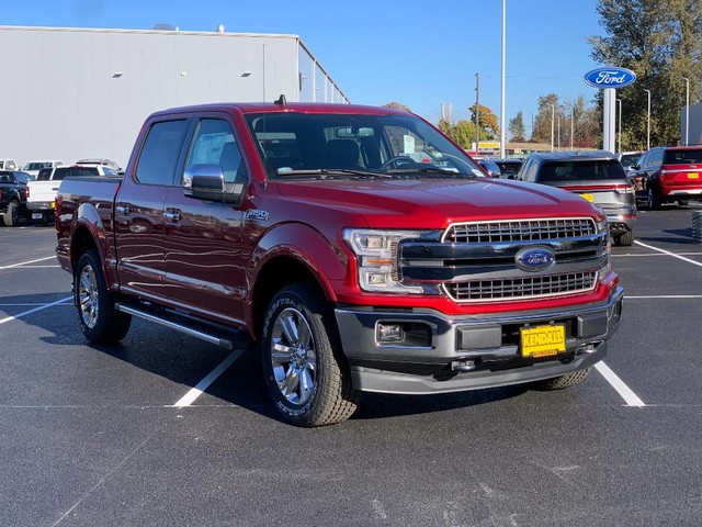 2019 F-150 SuperCrew Cab 4x4, Pickup #F36833 - photo 3