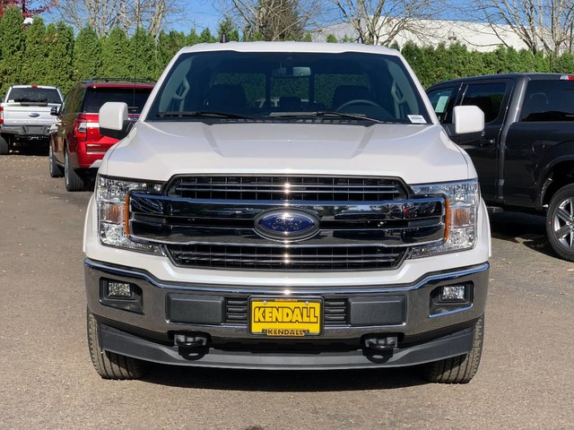 2019 F-150 SuperCrew Cab 4x4, Pickup #F36852 - photo 3