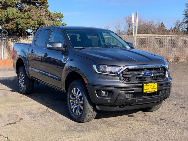 2019 Ranger SuperCrew Cab 4x4, Pickup #F36865 - photo 4