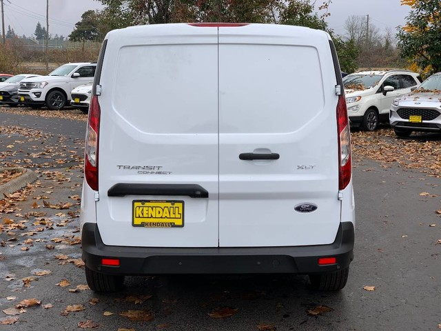 2020 Ford Transit Connect FWD, Empty Cargo Van #F36883 - photo 8