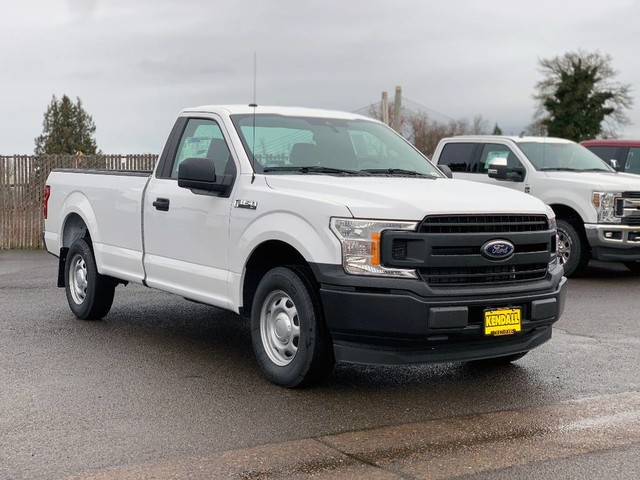 2019 F-150 Regular Cab 4x2, Pickup #F36894 - photo 4