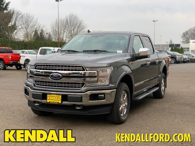 2020 Ford F-150 SuperCrew Cab 4x4, Pickup #F36911 - photo 1