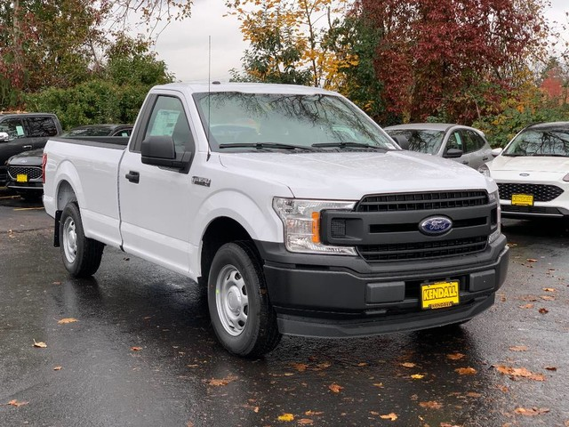 2019 F-150 Regular Cab 4x2, Pickup #F36926 - photo 4