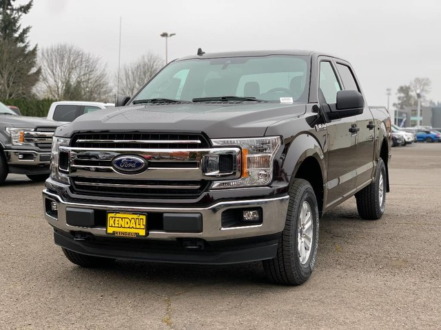 2020 F-150 SuperCrew Cab 4x4, Pickup #F36948 - photo 3