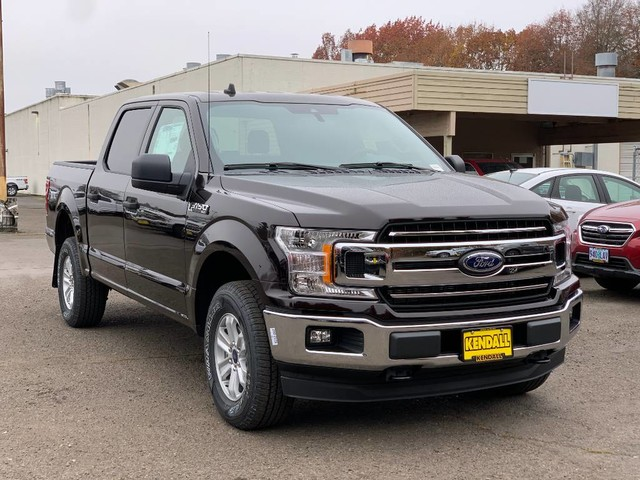 2020 F-150 SuperCrew Cab 4x4, Pickup #F36948 - photo 5