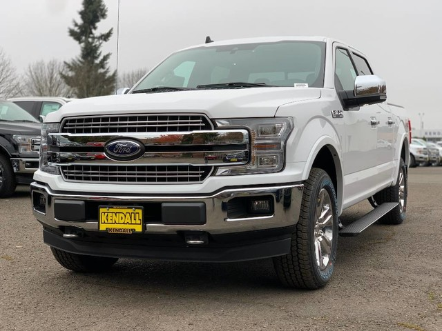 2020 F-150 SuperCrew Cab 4x4, Pickup #F36949 - photo 3
